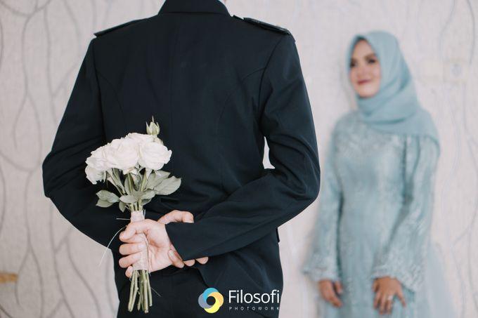 Prewedding Zarah & Adi Sesi 1 by Filosofi Photowork - 005