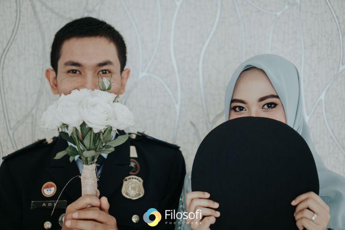 Prewedding Zarah & Adi Sesi 1 by Filosofi Photowork - 006