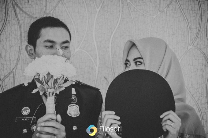 Prewedding Zarah & Adi Sesi 1 by Filosofi Photowork - 007