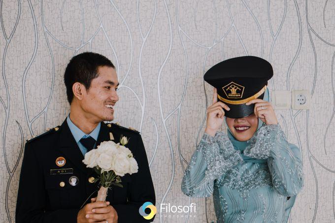 Prewedding Zarah & Adi Sesi 1 by Filosofi Photowork - 008