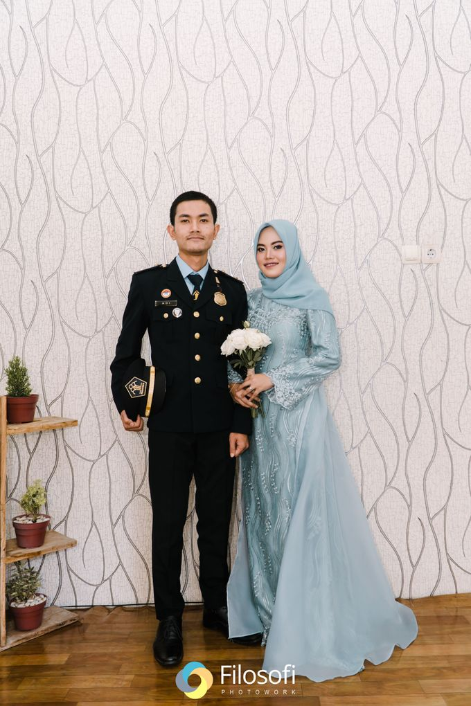 Prewedding Zarah & Adi Sesi 1 by Filosofi Photowork - 009