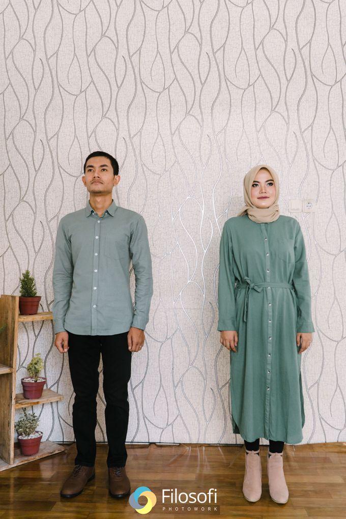 Prewedding Zarah & Adi Sesi 2 by Filosofi Photowork - 011