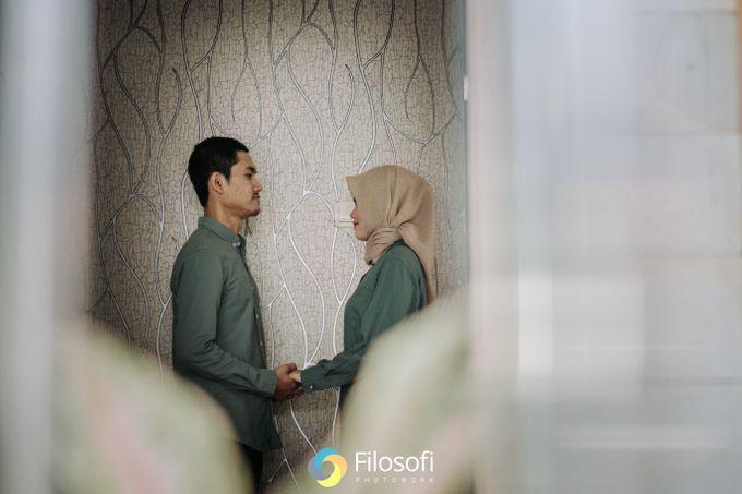 Prewedding Zarah & Adi Sesi 2 by Filosofi Photowork - 016
