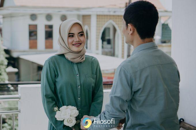 Prewedding Zarah & Adi Sesi 2 by Filosofi Photowork - 025