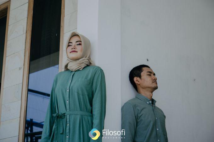Prewedding Zarah & Adi Sesi 2 by Filosofi Photowork - 029
