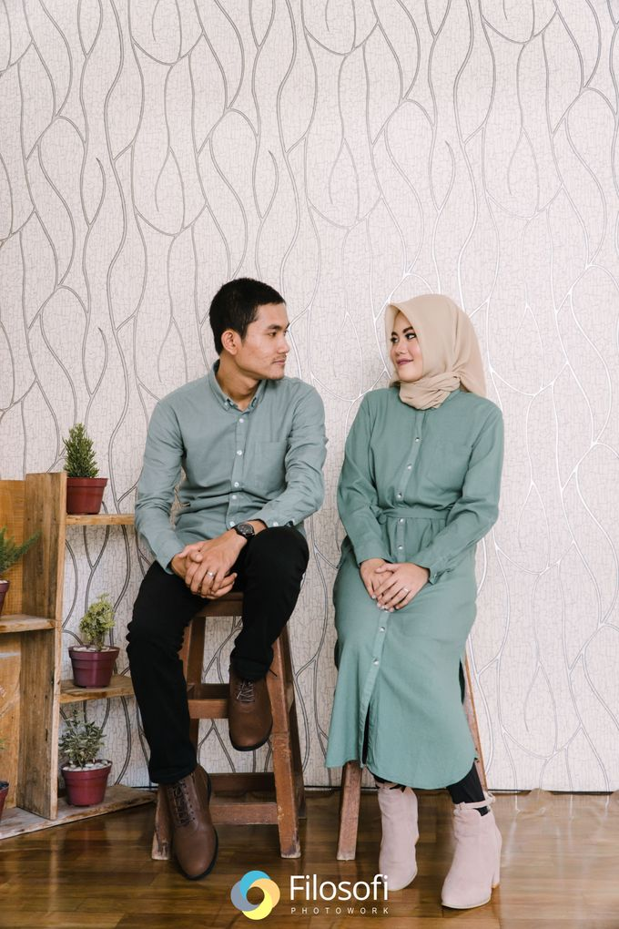 Prewedding Zarah & Adi Sesi 2 by Filosofi Photowork - 003