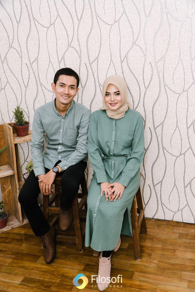 Prewedding Zarah & Adi Sesi 2 by Filosofi Photowork - 004
