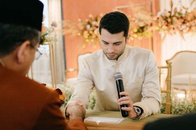 The Wedding of Zaza & Florin by Cerita Bahagia - 002