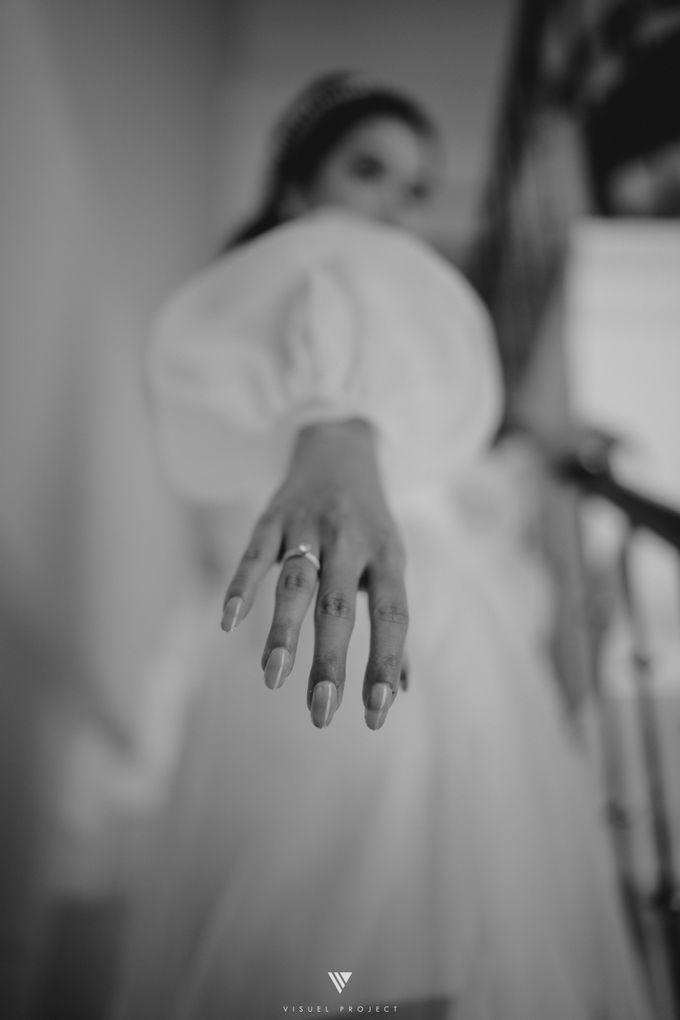 THE WEDDING OF ATIKA & FLORIN by Cerita Bahagia - 004