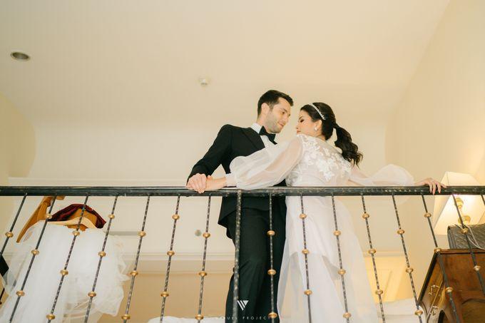 THE WEDDING OF ATIKA & FLORIN by Cerita Bahagia - 007
