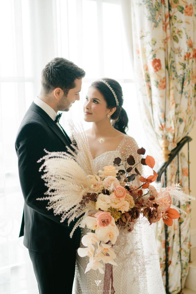 The Wedding of Zaza & Florin by Cerita Bahagia - 012