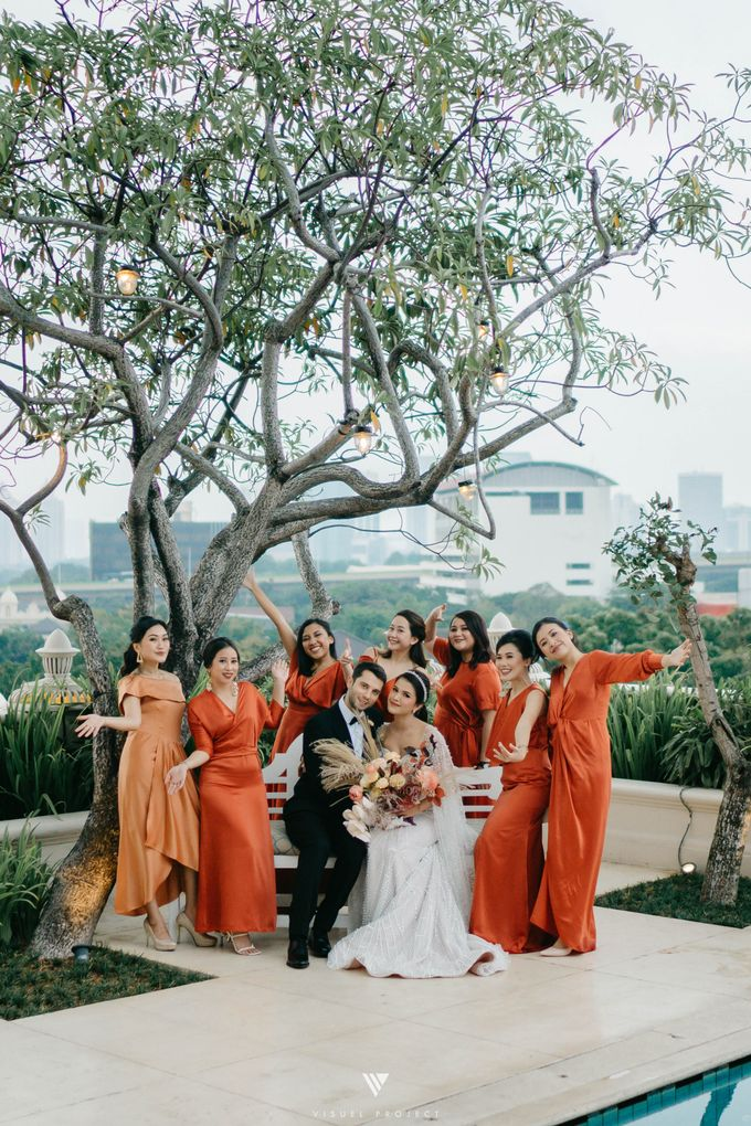 THE WEDDING OF ATIKA & FLORIN by Cerita Bahagia - 009