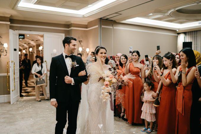 The Wedding of Zaza & Florin by Cerita Bahagia - 013