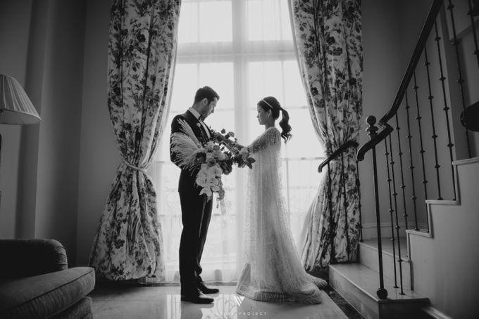 The Wedding of Zaza & Florin by Cerita Bahagia - 011