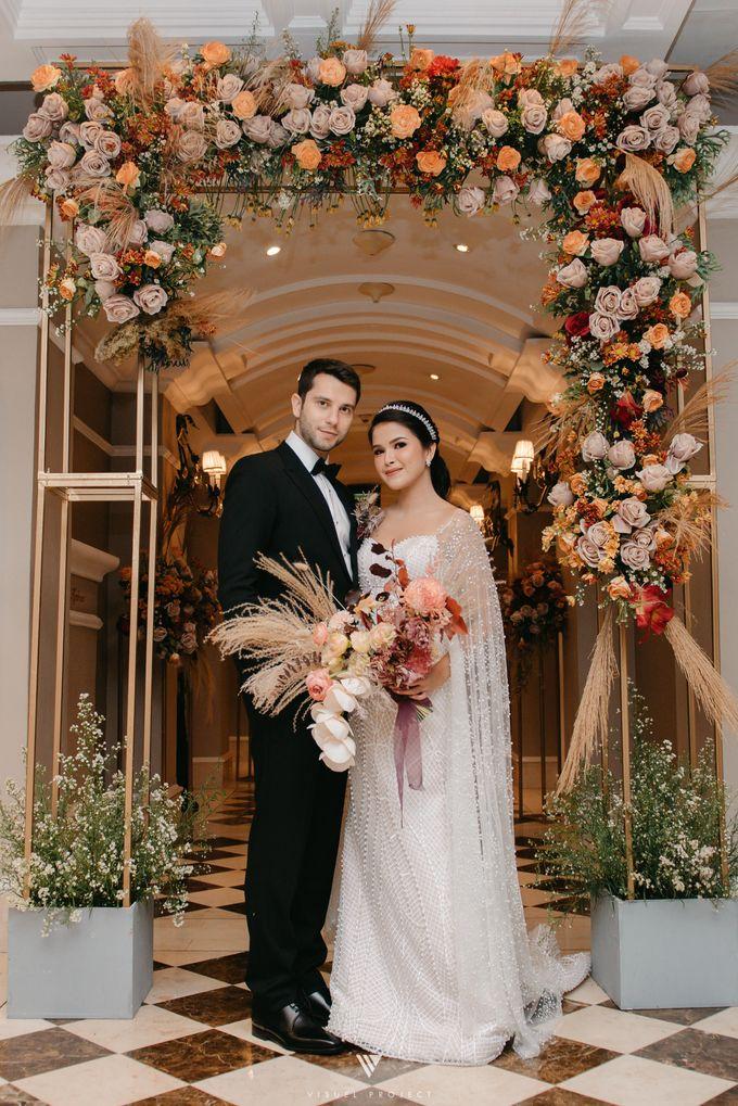 The Wedding of Zaza & Florin by Cerita Bahagia - 014