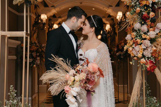 The Wedding of Zaza & Florin by Cerita Bahagia - 015