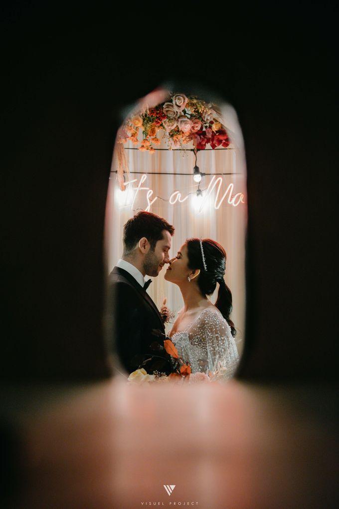 The Wedding of Zaza & Florin by Cerita Bahagia - 001