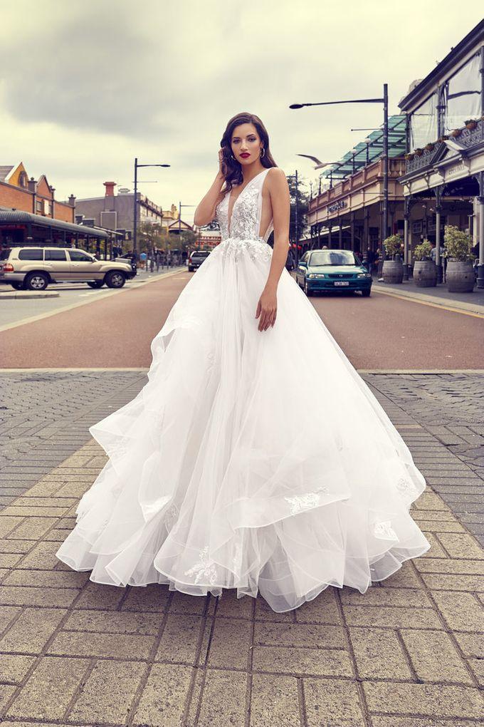 Grace Atelier Weddings - Zavana Bridal Collection by Grace Atelier Weddings - 004