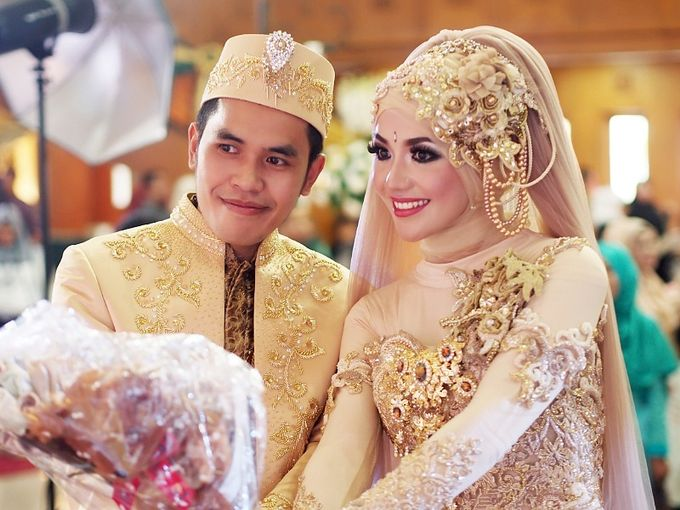 Wedding of Dhiana & Az by Amata Wedding - 003