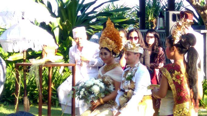 "Balinese Wedding ""Kartika & Sam by Jeeva Resorts - 001"