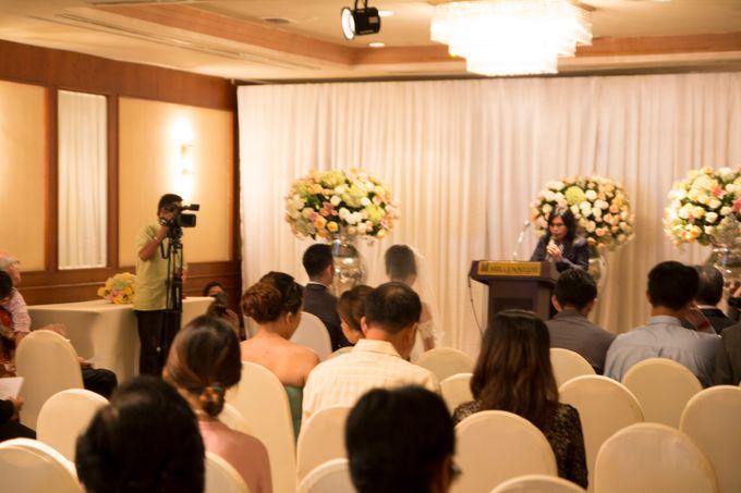 Wedding Robert & Vega by Red Hat Organizer - 036