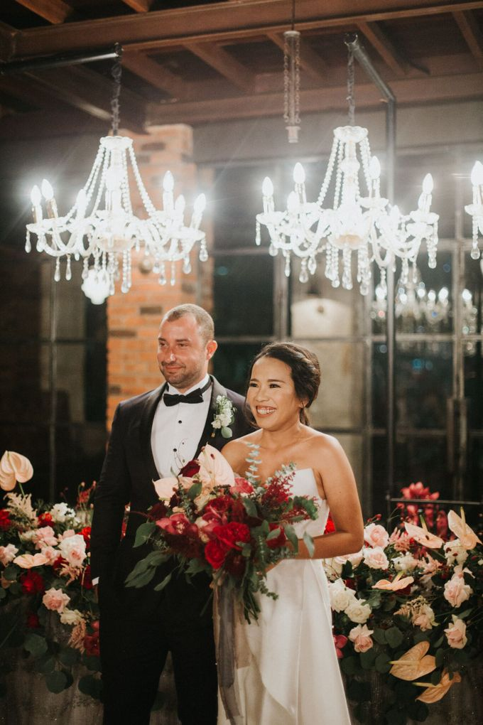 Mix Culture Wedding in Bali by Classy Decor - 025