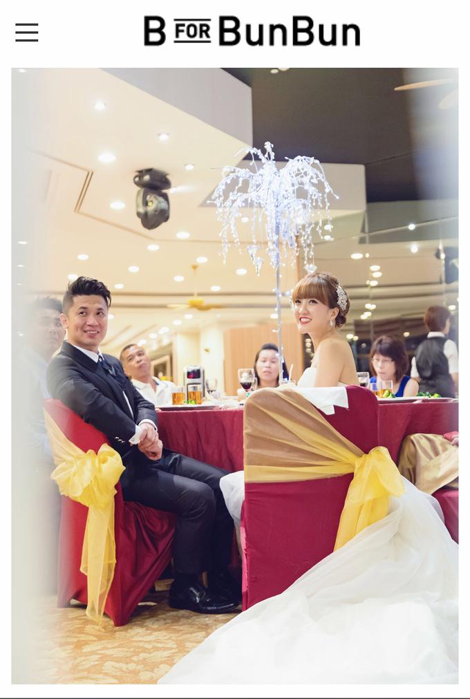 Bridal hairdo & Makeup by Zenmakeup - 002