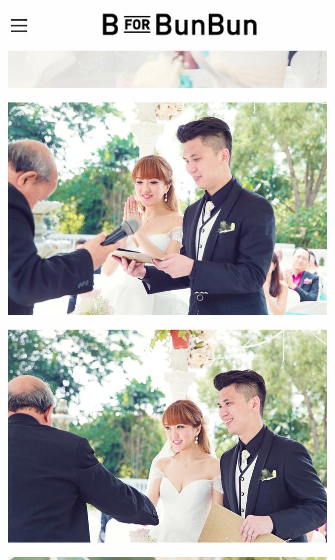 Bridal hairdo & Makeup by Zenmakeup - 003
