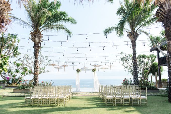 Whimsical Tropical Wedding at Stone House by Tirtha by Tirtha Bali - 030