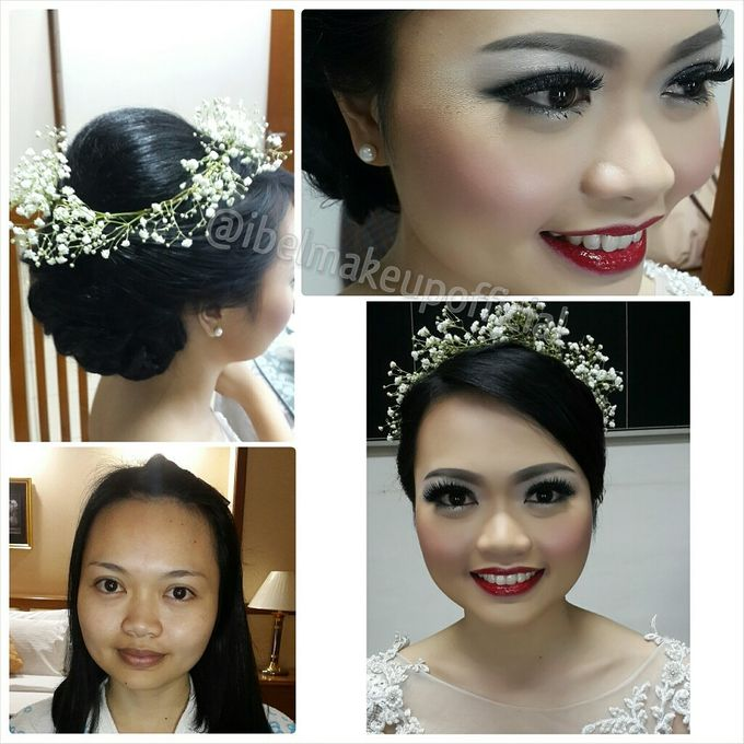 Bride Make Up by IBELmakeuppro - 017