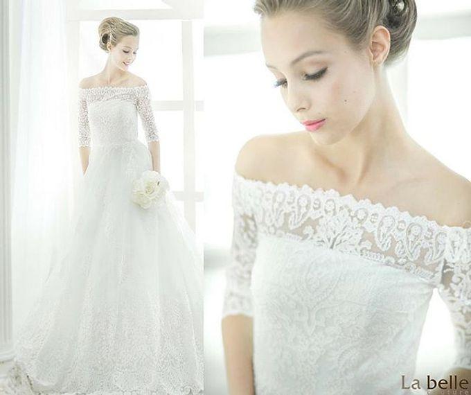 Bridal Gown Collection 2015: Legends by La Belle Couture Weddings Pte Ltd - 019