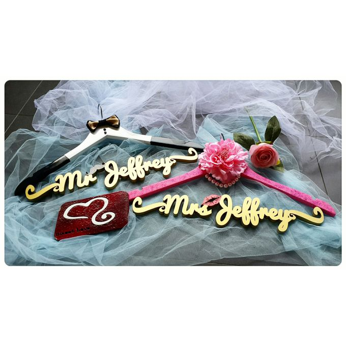 Wedding Hanger Name by Sweetlovecollection - 003