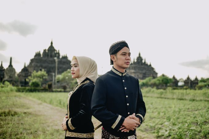 Prewedding session Zhana & Aji by jogjasendu - 002