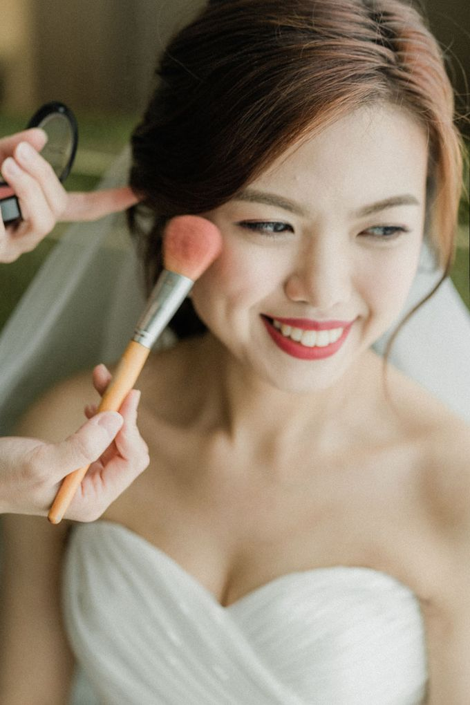 Tying the knot - Zheng Hua & Agnes by Depth of Tales - 006