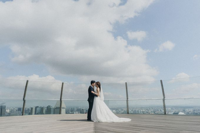 Tying the knot - Zheng Hua & Agnes by Depth of Tales - 016