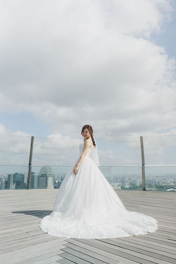Tying the knot - Zheng Hua & Agnes by Depth of Tales - 018