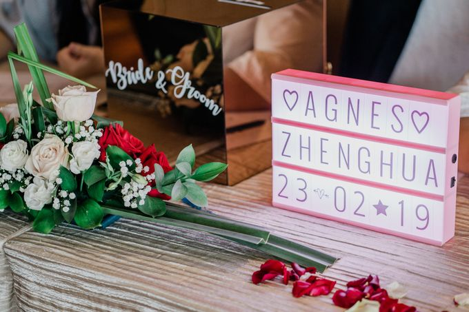 Tying the knot - Zheng Hua & Agnes by Depth of Tales - 026