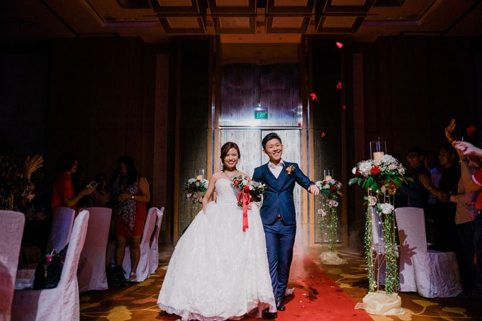 Tying the knot - Zheng Hua & Agnes by Depth of Tales - 028
