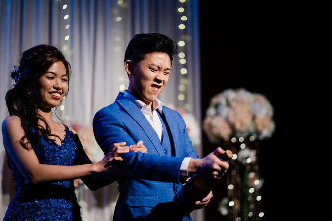 Tying the knot - Zheng Hua & Agnes by Depth of Tales - 038