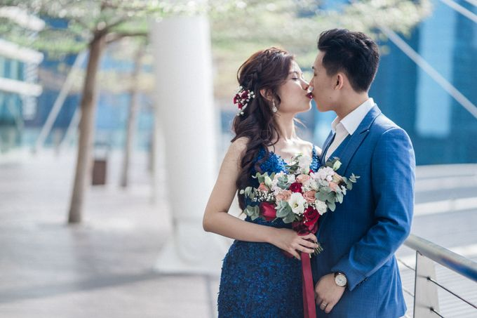Tying the knot - Zheng Hua & Agnes by Depth of Tales - 036