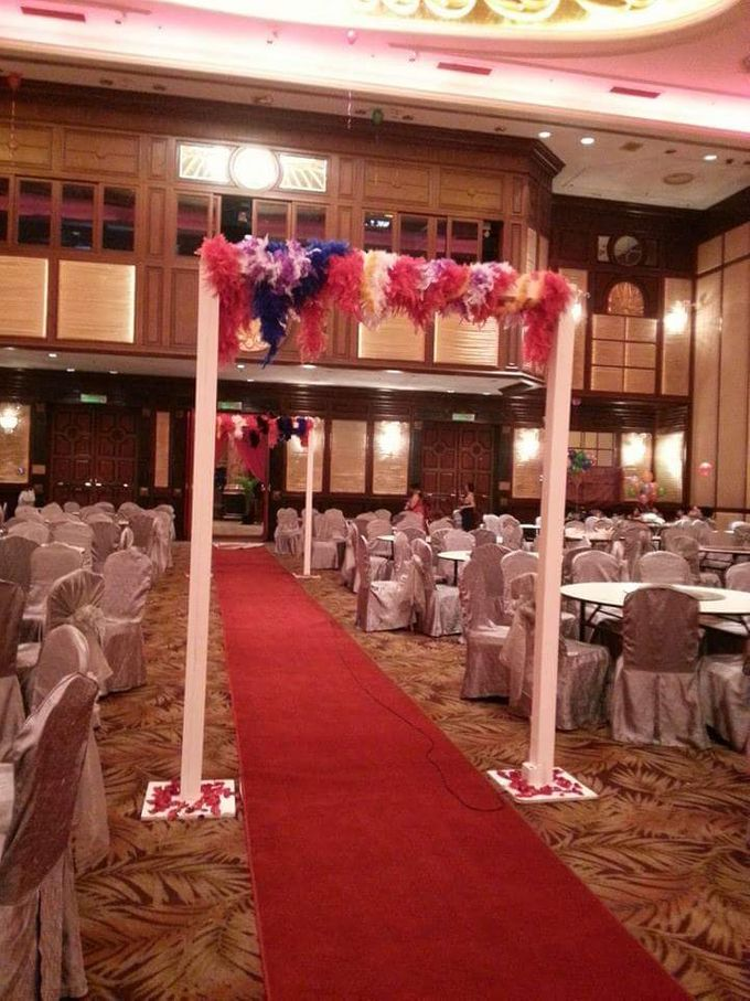 Wedding Reception by Sri Munura Catering Services - 026