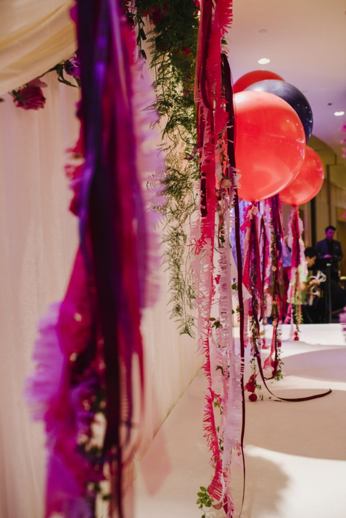 An Exquisite Celebration by Chere Weddings & Parties - 031