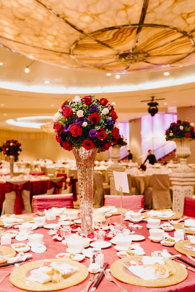 An Exquisite Celebration by Chere Weddings & Parties - 032