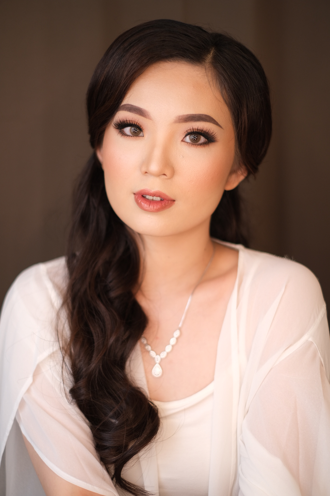 Bride Ms. Feby ✨ by zhumakeup - 004
