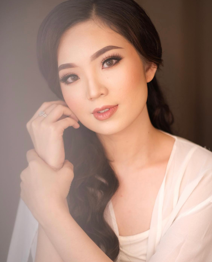 Bride Ms. Feby ✨ by zhumakeup - 005