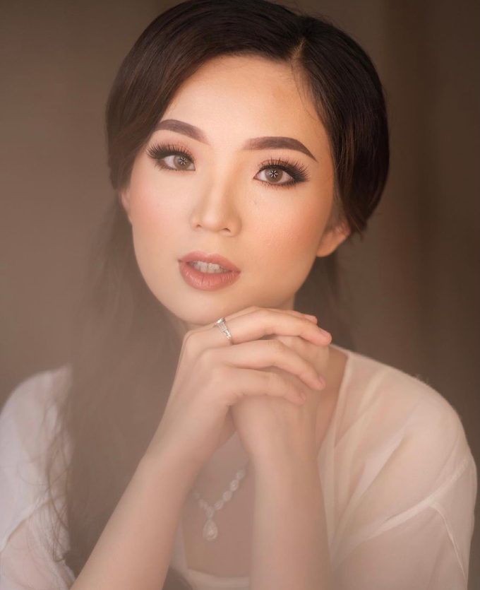 Bride Ms. Feby ✨ by zhumakeup - 006