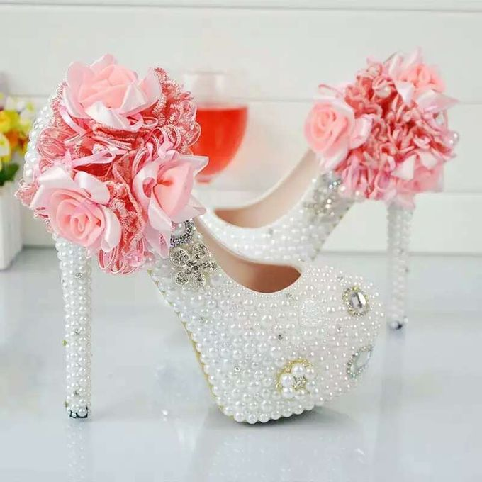 WEDDING SHOES by TIANXI TRADING PTE LTD - 008