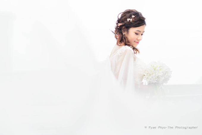 ZA & KSYS prewedding  by Zinny Theint Make-up Artistry - 001