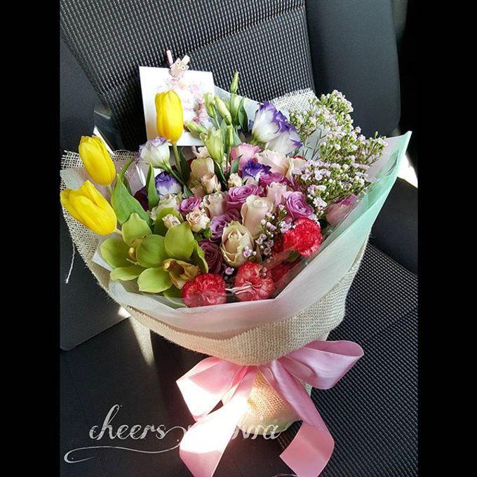 Gift Bouquet  by visylviaflorist - 025