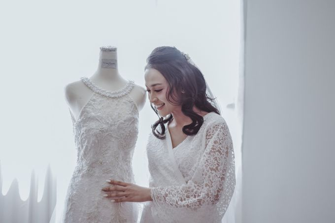 THE WEDDING OF ALIA AND MARTIN by ODDY PRANATHA - 012